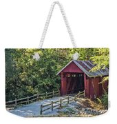Bridge Across Time Weekender Tote Bag