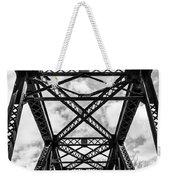 Bridge And Sky Weekender Tote Bag