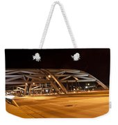 Bridge At Night Weekender Tote Bag