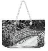 Bridge In The Path I Weekender Tote Bag