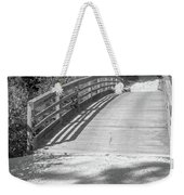 Bridge In The Path II Weekender Tote Bag
