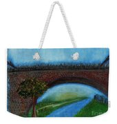 Bridge March Weekender Tote Bag