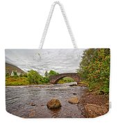 Bridge Of Orchy Argyll Bute Weekender Tote Bag