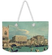 Bridge Of Sighs Weekender Tote Bag