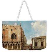 Bridge Of Sighs, Venice Weekender Tote Bag