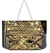Bridge Of The Gods Weekender Tote Bag