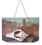 Bridge Over Florence Weekender Tote Bag