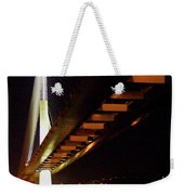 Bridge Over Hong Kong Harbor Weekender Tote Bag