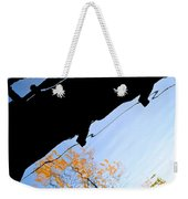 Bridge Over The River Sky Weekender Tote Bag