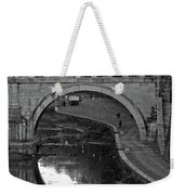 Bridge Over The Tiber Weekender Tote Bag