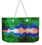 10297 Bridge Over Troubled Waters By Simon And Garfunkel With Title Weekender Tote Bag