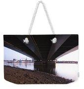 Bridge Over Wexford Harbour Weekender Tote Bag