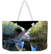 Bridge Puzzle Weekender Tote Bag