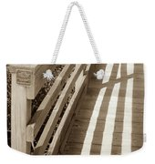 Bridge Railing Weekender Tote Bag