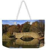 Bridge Reflection Weekender Tote Bag