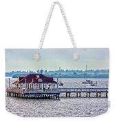 Bridge Street Pier Weekender Tote Bag