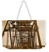 Bridge To Savannah Weekender Tote Bag