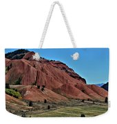 Bridger-teton National Forest Weekender Tote Bag