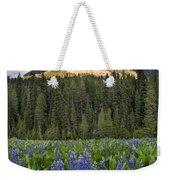 Bridger Teton National Forest Weekender Tote Bag