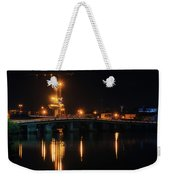Bridges And Construction Weekender Tote Bag