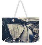 Bridges And Outback Dams Weekender Tote Bag