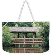 Bridges Of Miami Dade County Weekender Tote Bag