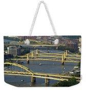 Bridges Of Pittsburgh Weekender Tote Bag