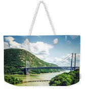 Bridges Through The Valley Weekender Tote Bag