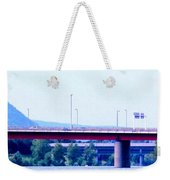 Bridges To The Vienna Woods Weekender Tote Bag