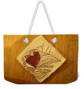 Bridget - Tile Weekender Tote Bag