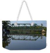 Bridging The Cathance Weekender Tote Bag