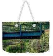 Bridging The Feeder Weekender Tote Bag