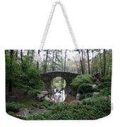 Bridging The Gap Weekender Tote Bag