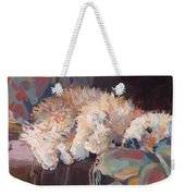 Brie As Odalisque Weekender Tote Bag