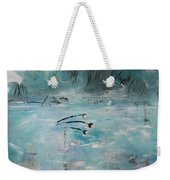 Brierly Beach Weekender Tote Bag