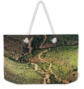 Bright Angel Trail Abstract Weekender Tote Bag