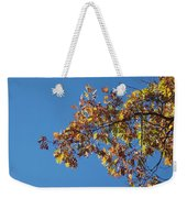 Bright Autumn Branch Weekender Tote Bag