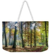 Bright Autumn Morning Weekender Tote Bag