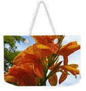 Bright Bloom Weekender Tote Bag