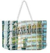 Bright City 3 Weekender Tote Bag