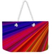Bright Colors Weekender Tote Bag