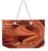Bright Fantasies Of Delightful Orange Weekender Tote Bag
