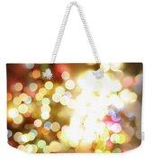 Bright Lights Weekender Tote Bag