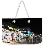 Bright Lights On The Boards Weekender Tote Bag