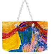 Bright Passage Weekender Tote Bag