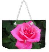 Bright-pink Rose 049 Weekender Tote Bag