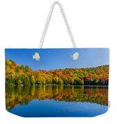 Bright Reflection Weekender Tote Bag