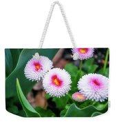 Bright Spring Flowers  Weekender Tote Bag