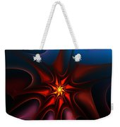 Bright Star Weekender Tote Bag