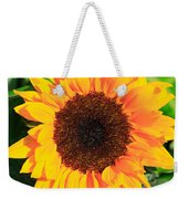 Bright Sunflower Weekender Tote Bag
